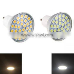85-265V High Bright GU10 5W 5050 SMD 30 LED Light Bulb Lamp Cup Spotlight White/Warm White Led Bulb Lamps Lighting Energy Saving