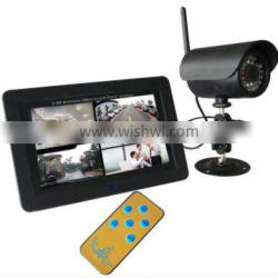 7 Inch Full Color LCD Electrinic Nanny Intercom Office Home Security Surveillance Top Rated Baby Monitor