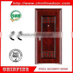 Steel door with CE (CF-002B-1)