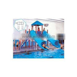water slide outdoor water park water play system water play theme water amusement park