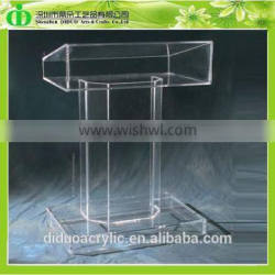DDL-0075 Trade Assurance Alibaba China Supplier Wholesale Stage Lectern