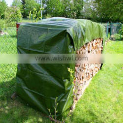 Pe tarpaulin with uv treated for firewood/car /truck cover
