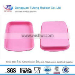 dongguan microwave food grade heat resistant silicone molds cake decoration fondant
