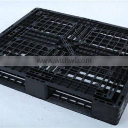 Hot sale! Single side recycled 4-way plastic pallet
