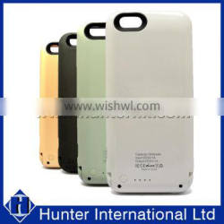 New Arrival For iPhone6 Kick-Stand Battery Case