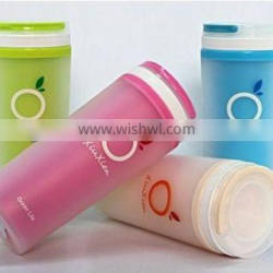wholesale hot sale double layer vacuum advertisement sales promotion cup