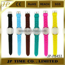 watch dial printing custom watches for lady teenager watch for custom printed logo silicone watches