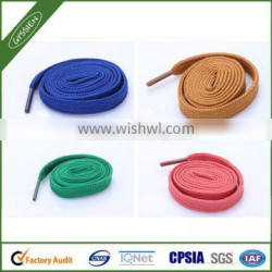 quitter sports flat shoelace
