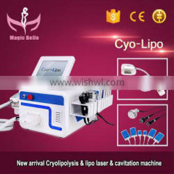 Multifunctional Cryolipolysis Device!!!40K Cavitation/RF/Laser Cryolipolysis for Sale