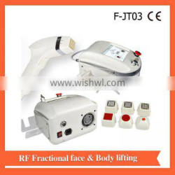 Mini Fractional RF Thermal Dot Matrix Skin Rejuvenation spa use machine