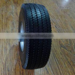 top quality competitive price 4.10/3.50-4 PU material ball-bearing wheels