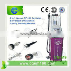 Liposuction Cavitation Slimming Machine CG-M9 Professional Slim Portable Cavitation Slimming Cavitation & Rf Fat Removal Machine Ultrasonic Cavitation Beauty For Sale Fat Cavitation Machine