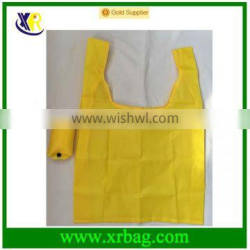 Manufacturer custom nylon reusable foldable shopping bags Quality Choice