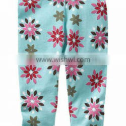 FLORAL PRINTED PANT FOR JUNIOR GIRLS