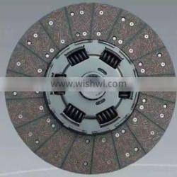 Automotive parts clutch disc/kit/plate for CA/Howo/Dongfeng truck