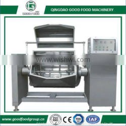 Horizontal Vacuum Cooking Mixer