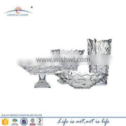 Decorative Glass Storage Bowl for Candy/Glassware wholesale
