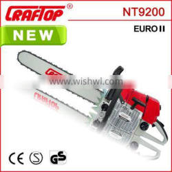 gasoline chain saw MS660 / 91CC petrol chain saw with CE certification