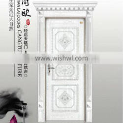 fiberglass door for villa