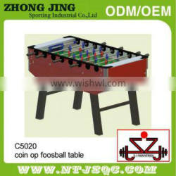 HIGH BRAND Foosball Table same as played by Top Pro's on Foosball
