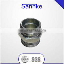 Metric Thread Hydraulic Fittings With Captive Seal