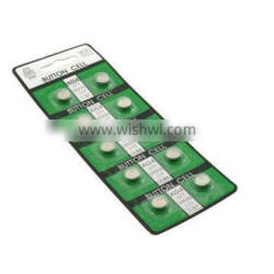 AG4 (LR626) Alkaline button cell battery/dry button cell battery
