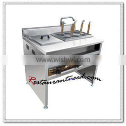 K562 Electric Bain Marie And Stainless Steel Pasta Cooker