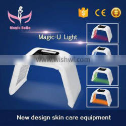 The factory price 4 colors skin care PDT led light Omega light LED light