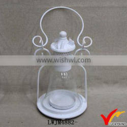 antique clear votive candle holders for fireplace