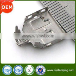 Stainless steel metal usb port cover