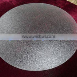 Acrylic round table top