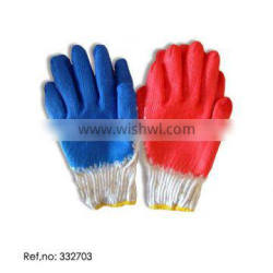 rubber coated safety gloves (332703)