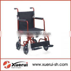 aluminum frame manual wheelchair with FDA