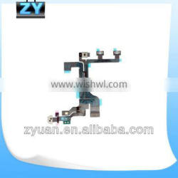 for iPhone 5C ON OFF Power Button Flex Cable
