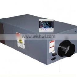 refrigeration type dehumidifier for room ducted type