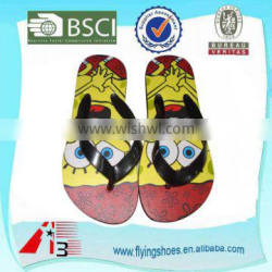 cheap cartoon kids slipper