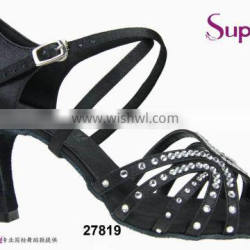 Strass latin shoes