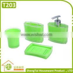 supplier decorative simply bathroom accessories with tumbler
