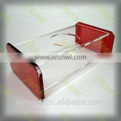2016 New Acrylic wooden tissue box