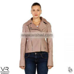High Quality Top Model Leather Jacket