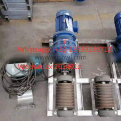 Chicken/Rabbit/Duck Poultry House Manure Cleaning System Automatic Scraper Cleaning Machine