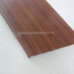 Home City 3d Wood Grain High Side Windproof Aluminum Buckle Ceiling