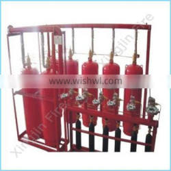 Guangzhou produce HFC-227ea/FM200 factory fire extinguisher system