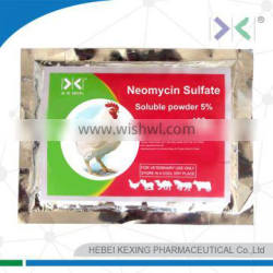 Norfloxacin powder (for animal cattle and poultry)