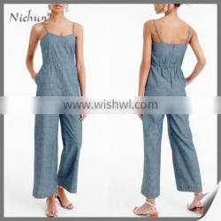 2016 korean fashion latest womens jumpsuit