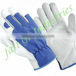 Mechanic Glove/ Safety Gloves made of goat grain leather
