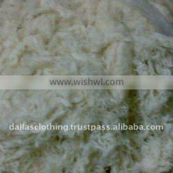 Cotton Thread waste for polishing