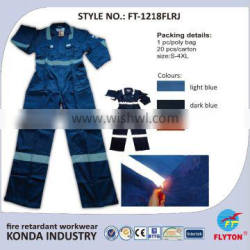 Working Clothing FR anti-static Clothing WR/OR cotton work shirt safety clothing