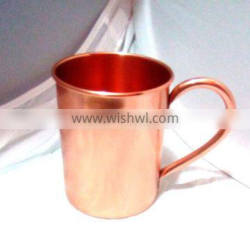 Factory price SGS FDA certified copper mug