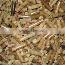 Rice Husk Pellets